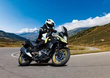 Suzuki include il nuovo pacchetto Freedom nella gamma V-Strom 650