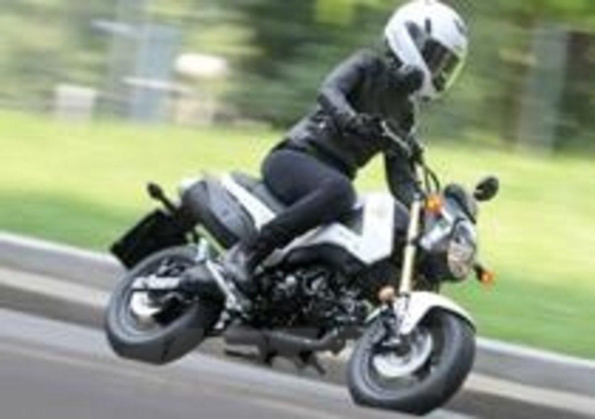 Prova Honda Msx 125 Prove Motoit