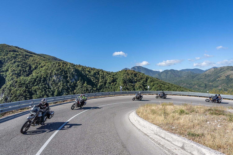 Moto Guzzi Experience 2021: sei date in Europa e non solo