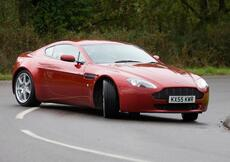 Aston Martin V8 Vantage (2005->>)
