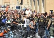 I 110 anni di Harley-Davidson a Roma: record di partecipanti