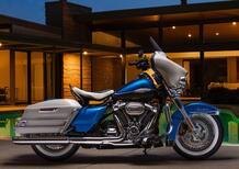 Nuova Harley-Davidson Electra Glide Revival. La prima delle Icon Collection