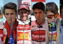 I 6 ragazzini terribili del CIV Moto3. Futuri campioni made in Italy?