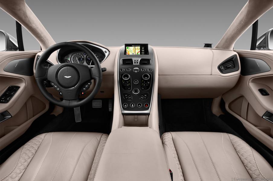 Aston Martin Vanquish (5)