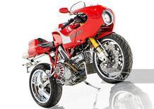 Ducati MH900e: aggiudicata per 20.000 dollari all'asta di Sothebys
