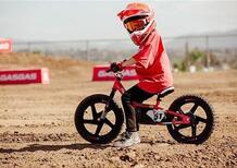 GasGas firma due balance bike elettriche di Stacyc