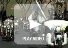 Raduno Harley-Davidson Roma, il video del 110° anniversario