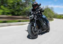 Honda CB1000R Black Edition: cafè nero