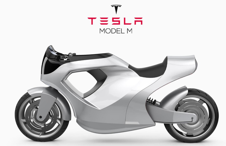 Moto elettrica Tesla? No, ma viene da dire purtroppo!