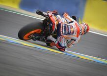 """MotoGP 2021. GP di Francia. Marc Marquez: """"Podio possibile sull'acqua"""""""
