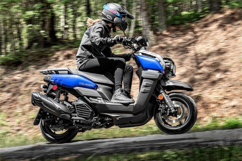 Nuovo Yamaha Zuma 125 (ricordate il Booster?) sbarca negli USA