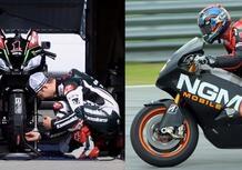 La Kawasaki di Rea o la Suter MotoGP? Affrettatevi, sono all'asta...