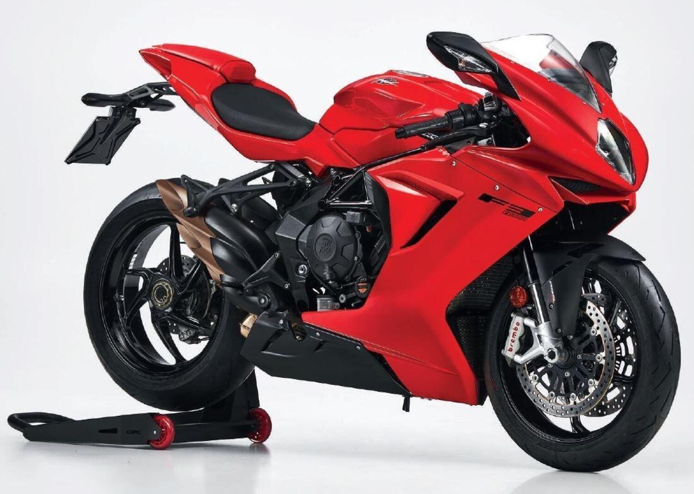 MV Agusta F3 800 Rosso 2021. La Supersport taglia il prezzo