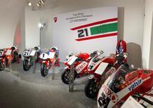 Ducati: mostra temporanea al Museo per i 20 anni dal primo titolo di Bayliss