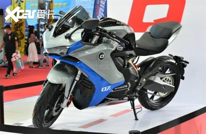 QJ7000D: l'elettrica Qianjiang debutta al salone di Pechino