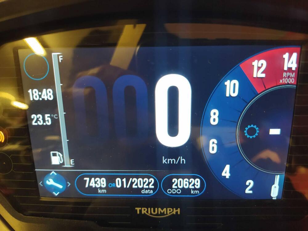 Triumph Speed Triple 1050 RS (2018 - 20) Usata
