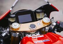 Honda brevetta la frizione ride by wire