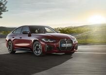 Nuova BMW Serie 4 Gran Coupé 2022, crescono doppio rene e spazio a bordo