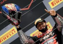 SBK 2021. GP di Misano, Michael Ruben Rinaldi vince Gara1