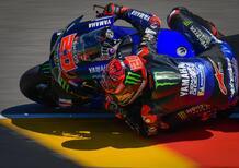 MotoGP 2021. GP di Germania al Sachsenring. Primo tempo di Fabio Quartararo in FP3
