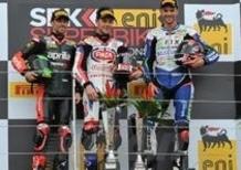 Rea vince Gara 1 a Silverstone