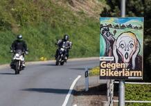 Tirolo: passi sbarrati per le moto rumorose