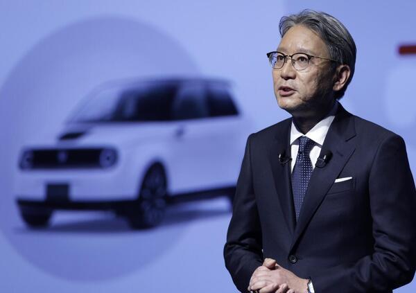 Honda. Solo veicoli elettrici entro il 2040