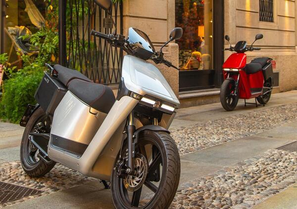 WOW 774 e 775. Debuttano gli scooter elettrici made in Italy
