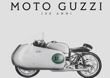 """Libri. """"Moto Guzzi 100 Anni"""" le storie di un secolo"""