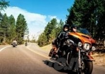 Project Rushmore: perché la nuova gamma Touring di Harley-Davidson