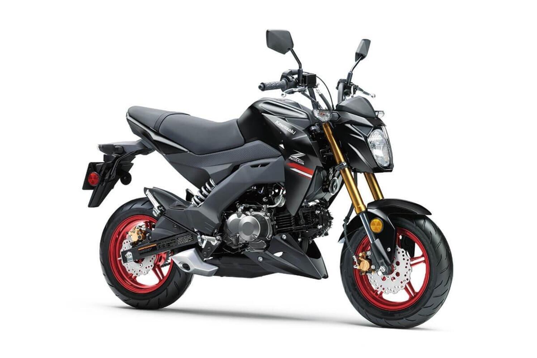 Kawasaki ha presentato (negli USA) la Z125 Pro 2022