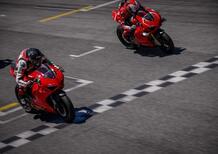 Ducati DRE Champs Day: a Misano con i piloti del Mondiale