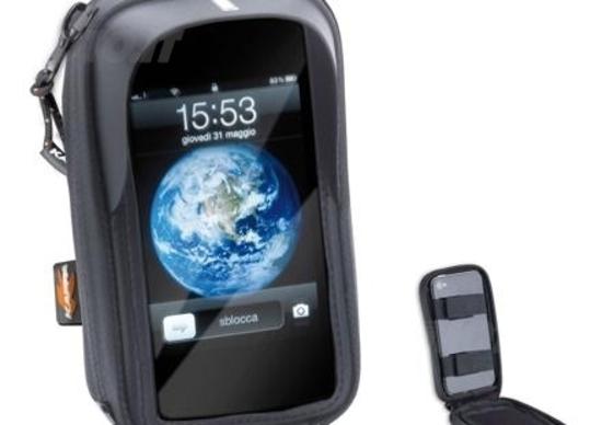 Nuovi porta smartphone e navigatore Kappa