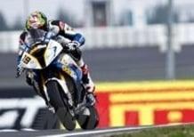 Davies si aggiudica le qualifiche SBK al Nurburgring