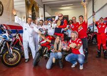 Coppa X-ADV 2021: il lettore di Moto.it contro 5 VIP! Chi ha vinto?