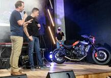 Honda CMX1100 Rebel: arrivano Sport e Bobber by FCR Original