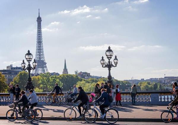 Nel 2020 vendute in Europa 22 milioni di biciclette