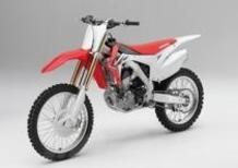 La gamma Honda CRF distribuita dal nuovo partner di Honda Italia RedMoto