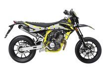 SWM SM 125R: la motard italiana sbarca in Cina