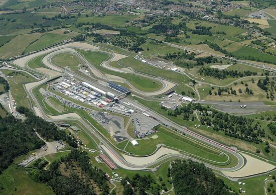 Mugello is the greenest circuit in the world
