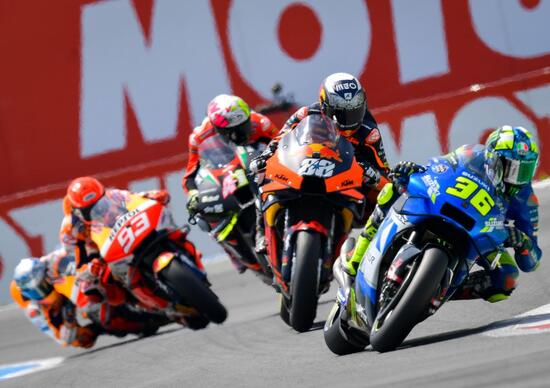 MotoGP.  The technical innovations seen on the track so far