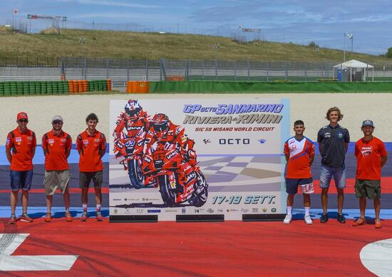 MotoGP, 23,000 spectators in Misano, but with the Green pass