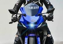 Spiata la Yamaha YZF R15 V4. Estetica della nuova R7