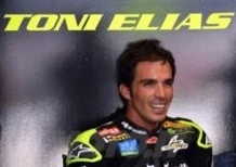 """Toni Elias : """"Cercherò di vincere una gara prima della fine della stagione"""""""