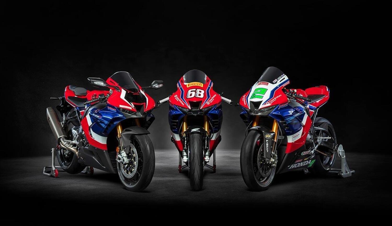 Honda: la CBR 1000RR-R Fireblade SP sfida la BSB