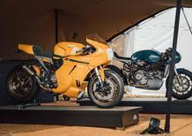"""Ducati Monster 1200 """"db25"""". Una serie speciale dalla DeBolex"""