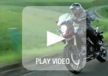 Suzuki V-Strom 1000 ABS 2014: le prime immagini su strada