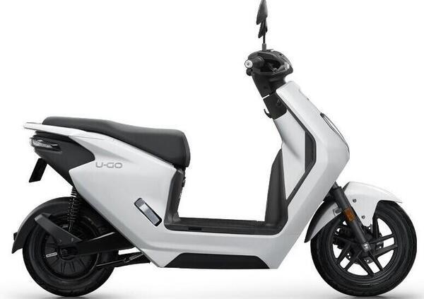 Honda U-GO, scooter elettrico dal prezzo competitivo