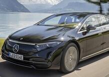Si può comprare la Mercedes EQS, su listino da 106K: è il prezzo giusto?