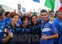 """Sei Giorni 2013 Sardegna. ITVs. Paola Pelizzeni, """"CT"""" della Nazionale Italiana Femminile"""